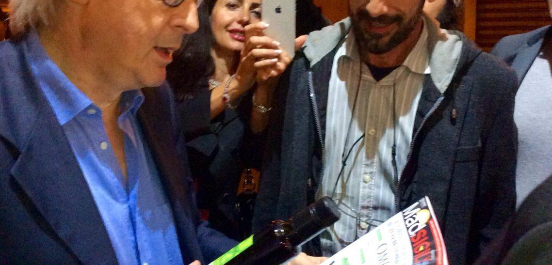 Arte e Canapa binomio vincente con Vittorio Sgarbi